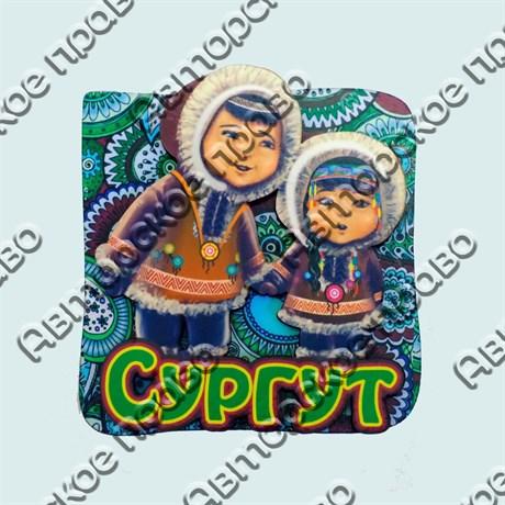 Купить магнитик Этно дети Сургут - фото 10387