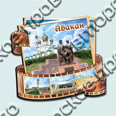 Купить магнитик цветной фотопленка Абакан - фото 5019