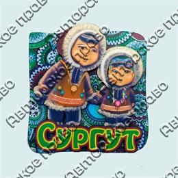 Купить магнитик Этно дети Сургут