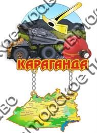 Магнит Качели Караганда