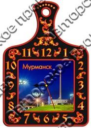 Доска с часами 02 г.Мурманск
