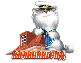 магнит цветной Калининград