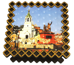 шкатулка квадратная 3 Нижний Новгород