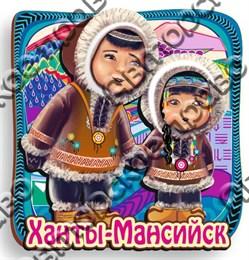 Купить магнитик на холодильник этно дети Ханты-Мансийск
