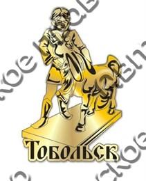 Купить магнитик на холодильник зеркальный конек горбунок Тобольск