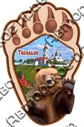 Купить магнитик на холодильниклапа медведя Тобольск
