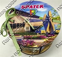Подарочная упаковка с лентами Братск