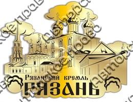 """Магнитзеркальный """"Кремль"""" г.Рязань"""