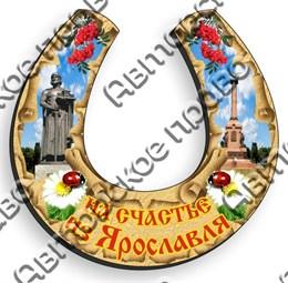 "Магнит ""Подкова"" г.Ярославль"