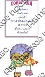 """Магнит """"Совы"""" г.Дубна 1"""