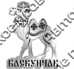 Магнит зеркальный ВЕРБЛЮД 2 Баскунчак