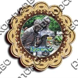 Магнит-тарелка 100 мм г.Краснодар 9