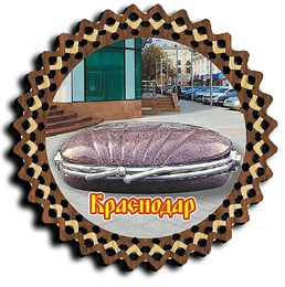 Магнит-тарелка 100 мм г.Краснодар 4