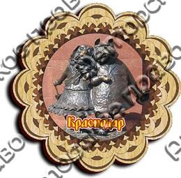 Магнит-тарелка 100 мм г.Краснодар 3