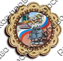 Тарелка-панно 150 мм г.Краснодар 12