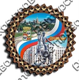 Тарелка-панно 150 мм г.Краснодар 4