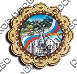 Тарелка-панно 150 мм г.Краснодар 6