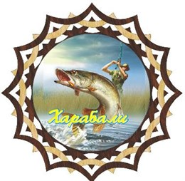 Тарелка-панно 250мм вид 4 Харабали