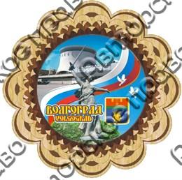 Тарелка-Панно 250мм Волгоград5