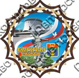 Тарелка-Панно 250мм Волгоград4