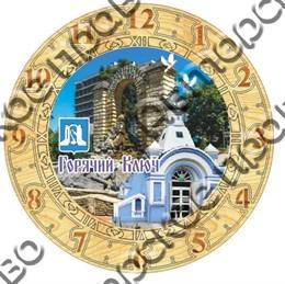 Часы деревянные 250мм, Горячий ключ 1