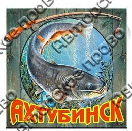 """Магнит """"Рыба"""" г.Ахтубинск 02"""