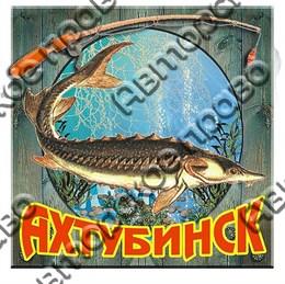 """Магнит """"Рыба"""" г.Ахтубинск 04"""