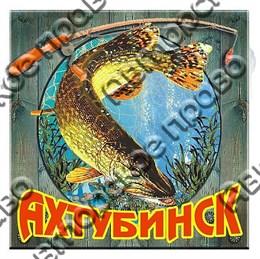 """Магнит """"Рыба"""" г.Ахтубинск 01"""