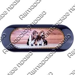 Футляр для очков Собаки вид 2 арт 25436