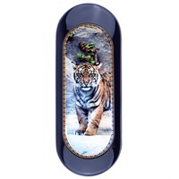 Футляр для очков Тигры вид 1 арт 25446