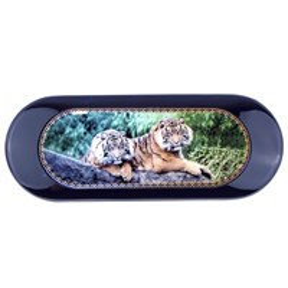 Футляр для очков Тигры вид 3 арт 25448