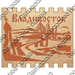 Спички с гравировкой виды Владивостока