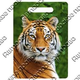 Доска со смолой Тигр вид 1