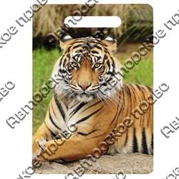 Доска со смолой Тигр вид 2
