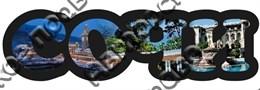 Магнит контурный Логотип города Сочи
