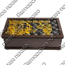 Купюрница черное золото вид 2
