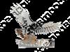 Магнит Орел 1 из Вашего города зеркальный серебро - фото 36972