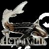 Магнит Рыба Осетр 1 с названием Вашего города зеркальный серебро - фото 37286