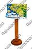 """Магнитик 2-хслойный """"Карта с зеркальной фурнитурой"""" с символикой Вашего города - фото 54453"""