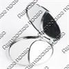 Зеркало серебро с видами Вашего города - фото 55257