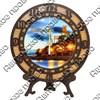 Часы 2-хслойные с видами Вашего города - фото 55289