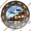 Часы 2-хслойные с видами Вашего города - фото 55291
