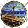 Часы 1-слойные вид 1 с видами Вашего города - фото 55324