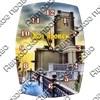 Часы бочка Вид 2 с достопримечательностями Вашего города - фото 55355