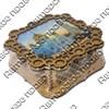 Шкатулка квадратная резная вид 2 с видами, достопримечательностями или символикой вашего города - фото 56350