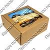 Шкатулка квадратная резная со смолой вид 1 с видами, достопримечательностями или символикой вашего города - фото 56373