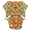 Шкатулка фигурная Слон - фото 56909
