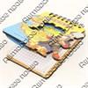 Магнит - блокнот цветной Казак с картой Вашего региона, края или области 50 листов - фото 58022
