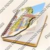 Блокнот А6 цветной Южные страны вид 3 50 листов - фото 58046