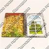 Блокнот А6 цветной Окно 50 листов - фото 58051